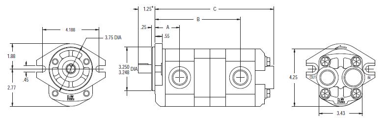 Double Pump - Details