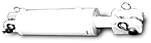 Sword line Hydraulic cylinder build by prince