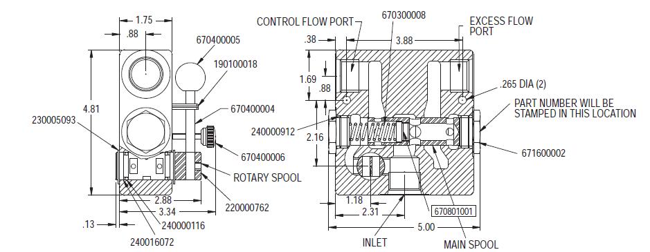 Prince Manufacturing Corporation  U0026gt  Products  U0026gt  Hydraulic