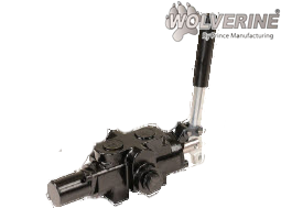 Hydraulic Log Splitter Valve
